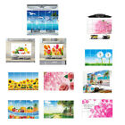 Fireproof Anti-oil Wall Sticker Paper Stickers Bedroom Living Room Decoration