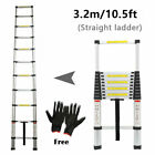2M/3.5M/5M Heavy Duty Multi-Purpose Aluminum Telescopic Ladder Extendable Steps