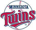 Minnesota Twins vinyl sticker for skateboard luggage laptop tumblers (b) on Ebay