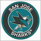 San Jose Sharks vinyl sticker for skateboard luggage laptop tumblers car i $5.99 USD on eBay