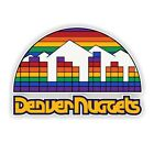 Denver Nuggets sticker for skateboard luggage laptop tumblers car (d) on eBay