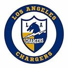Los Angeles Chargers vinyl sticker for skateboard luggage laptop tumblers (a) $7.99 USD on eBay