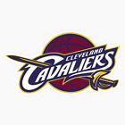 Cleveland Cavaliers sticker for skateboard luggage laptop tumblers car (b) on eBay