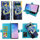Case For Samsung Galaxy S10 5G Detachable Wallet PU Leather Flip Card Holder