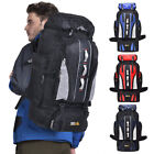 100L Military Tactical Backpack Camping Hiking Outdoor Travel Rucksack Luggage