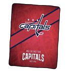 Washington Capitals logo 10 Custom Blanket $38.0 USD on eBay