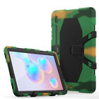 "For Samsung Galaxy Tab S6 10.5"" T860 Heavy Duty Armor 360°Protective Case Cover"