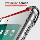 For iPad 10.2 7th Gen. 2019 Clear Shockproof Case Tablet w/ HD Screen Protector