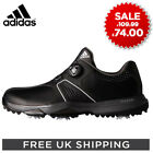**ADIDAS 'SALE' 360 TRAXION BOA BOUNCE MENS GOLF SHOES - SIZE UK 8 WIDE**