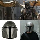 Star Wars The Mandalorian Mask Cosplay Helmets Soft PVC Masks Props Halloween $35.99 USD on eBay