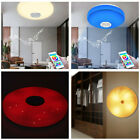 36W LED Intelligent Music Ceiling Light RGB Function Remote Controller+Phone APP