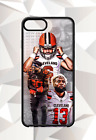 CLEVELAND BROWNS BAKER MAYFIELD ODELL BECKHAM JARVIS IPHONE 5 6 7 8 X PLUS CASE $11.95 USD on eBay