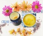 Calendula & Chamomile Neroli Oil Balm or Hemp Cream Pain Reliever Muscles Rub