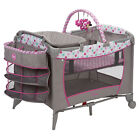 Disney Baby Sweet Wonder Play Yard with Newborn Bassinet