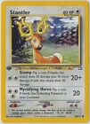STANTLER 76/111 Neo Genesis Common ⎜1st Edition⎜ Vintage Pokemon Buy4+ Save 35%!