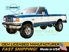 compatible with, 1980-current Ford F150 -F250 F350  2 Tone Truck 3-Band Stripe