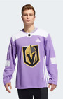 Vegas Golden Knights Adidas NHL Hockey Fights Cancer Practice Jersey CR6229 $130.0 USD on eBay