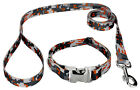 Country Brook Petz® Premium Orange Digital Camo Dog Collar & Leash