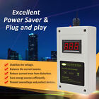 Practical Household LED Power Electricity Energy Saving Box Saver Device V6G2