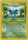 PINECO 61/75 ⎜1st Edition⎜ Neo Discovery Common Vintage Pokemon 35% Off 4+