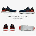 NIKE EPIC REACT FLYKNIT 2 <CJ0770 - 400>,Men's RUNNING Shoes.NEW WITH BOX