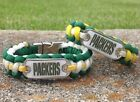 Green Bay Packers Paracord Bracelet w/ NFL Dog Tag and Metal Buckle. AWESOME!!! $11.5 USD on eBay