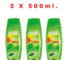 "AVON X 3 Senses ""Citrus Zink"" Shower Gels 3 x 500 ml. New, Gift Set"