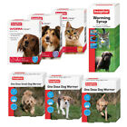 Beaphar Cat Dog Puppy Kitten Roundworm Tapeworm Worming Tablets Syrup Treatment