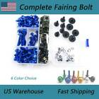 Complete Fairing & Screen Bolt Kit Aluminum CNC For Triumph Daytona 675 2006-14 $26.09 USD on eBay