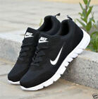 UK FASHION MENS SHOES LADIES PUMPS TRAINERS LACE UP MESH SPORTS RUNNING CASUAL