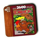 Atari 2600 Games Box Art - Retro - Gifts - Coasters - Wood - 4 For 3 Offer