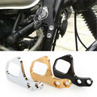 Right Ignition Key Relocation Bracket Cover For Triumph Bonneville Scrambler $22.66 USD on eBay