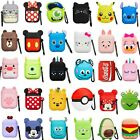3D Cartoon Silicone Protect Cover For Apple Airpods 2 Pro Charging Case Keychain £2.99  on eBay