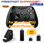 2.4G Wireless Game Controller Set Gamepad For Xbox One/PS3/Android Phone/PC AU
