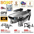 5G GPS WIFI FPV RC Drone w/ HD 4K/1080P Camera Fordable Arm Quadcopter