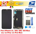 Kyпить US For iPhone X XS XR Max 11 OLED LCD Display Touch Screen Digitizer Replacement на еВаy.соm