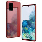 360° Mirror Plating Case Phone Cover For Samsung Galaxy S8 S9 S10 Plus S20 Ultra