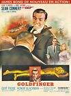 Classic Film Poster - Goldfinger - James Bond (A4/A3 Poster) £8.8 GBP on eBay