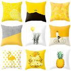 Bright Pillow Case Cover Throw Sofa Car Cushion Cover Home Bed Decor Relax image