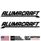 Alumacraft Boats Vinyl Decal Sticker Set Of 2 Free Shipping