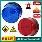 12V LED Strobe Flashing Light Warning Security Alarm Light Signal Warning Lamp