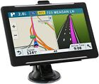 "GPS Navigation 7"" HD Screen 8 GB ROM 256 MB Lifetime Universal Map Free Updates"
