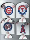MILLER LITE MLB Can Koozies Pick your team