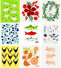 SET OF 2 Now Designs Ecologie Swedish Sponge / Dishcloth Kitchen Decor Towels