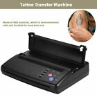 PRO Tattoo Stencil Maker Transfer Machine Flash Thermal Copier Printers Supplies