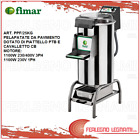 Potato Peeler 1100W for Floor with Kickstand CB Engine 3PH or 1PH Fimar Ppf /25