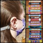 Ear Saver PARTY MIX Elastic Band for Face Mask with Buttons