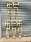 Heavy Duty Fan Trellis Garden Treated Timber Plant Support UK made Free P&P 4ft