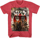 Star Wars Rogue One Rebel Team T-Shirt