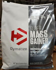 DYMATIZE SUPER MASS GAINER 12LB / 6LB MUSCLE MASS - PICK FLAVOR - MASS GAINER